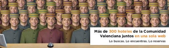 Web buscar hotel Comunidad Valenciana
