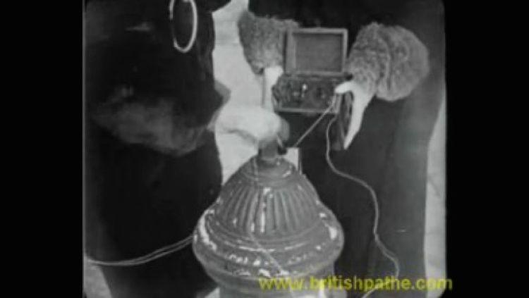 El primer teléfono móvil de la historia: video de 1922