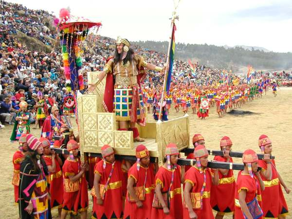 Inti Raymi, el ritual inca en honor del sol 1
