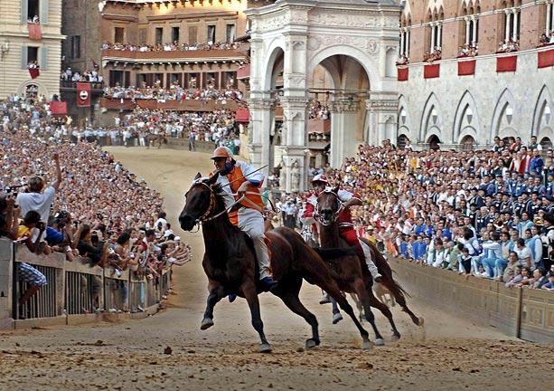 El Palio de Siena