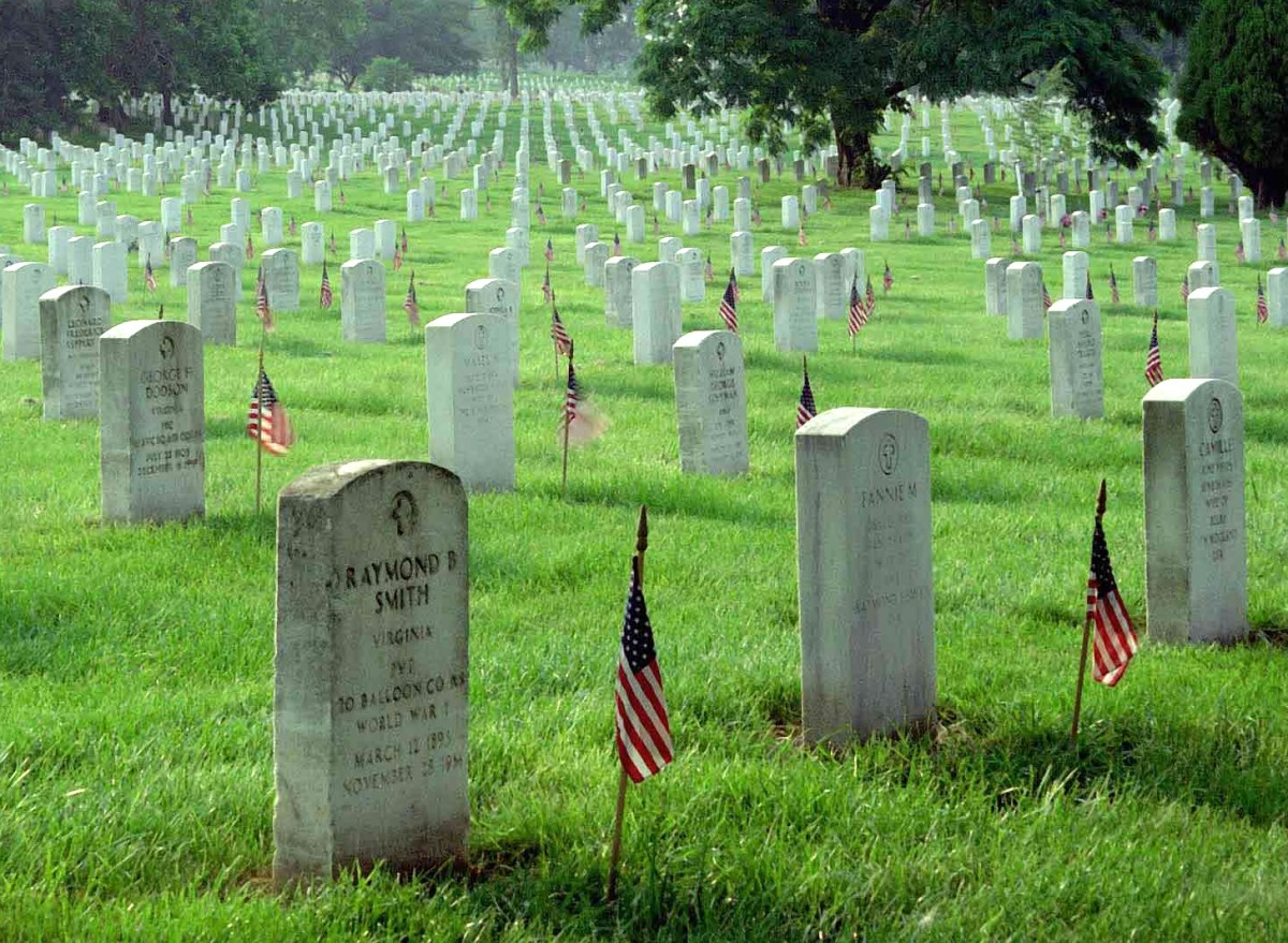 El cementerio de Arlington