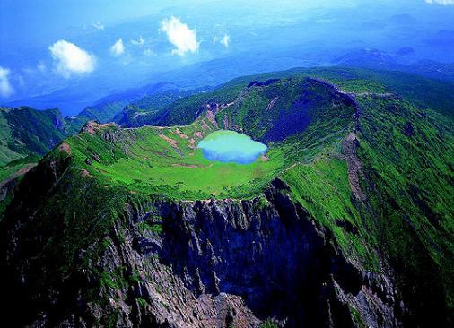 El paraíso volcánico de Jeju