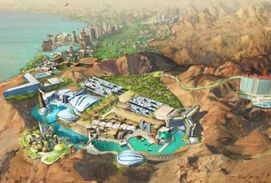 Star Trek abrirá parque temático en Jordania