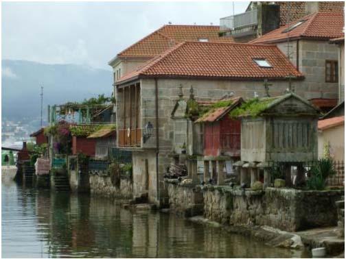 Combarro tipismo belleza Galicia