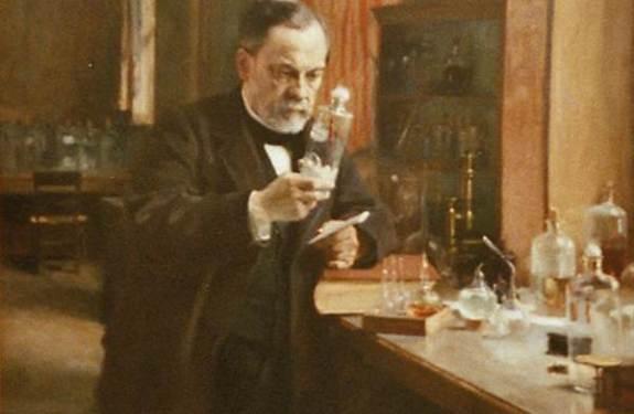 Pasteur y la vacuna contra la rabia