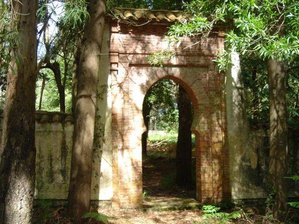 El cementerio musulmán de Barcia