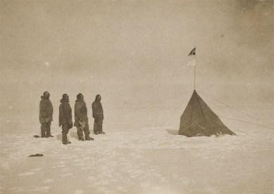 Un siglo en el Polo Sur