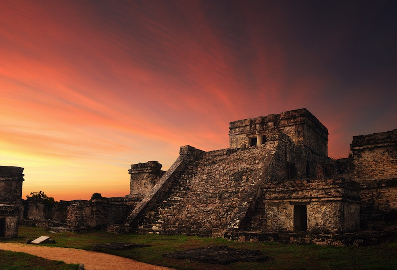Mayas en Georgia (Estados Unidos): la polémica