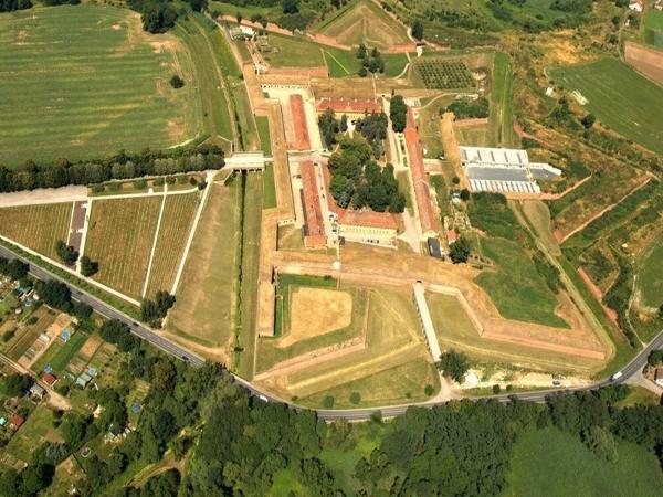 Theresenstadt, el campo de concentración de Terezín