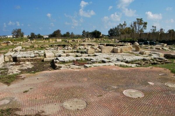 Descubren inscripción mesopotámica en Malta