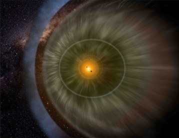 La NASA observa por primera vez directamente partículas alienígenas