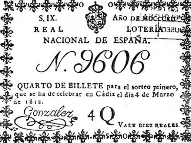 200 años de Lotería Nacional