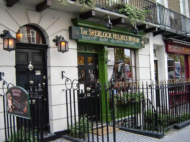 El Museo Sherlock Holmes de Londres