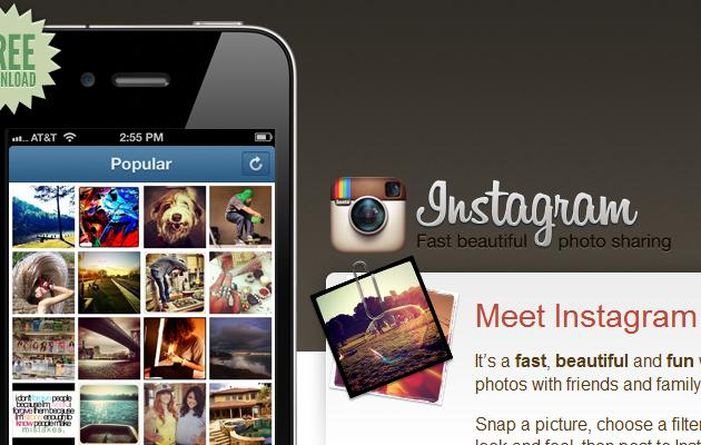 4 alternativas a Instagram en Blackberry