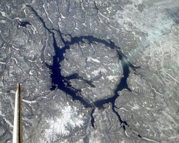 La isla dentro de un lago que es más grande que el propio lago