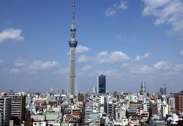 Visitar la torre más alta del mundo en Tokio