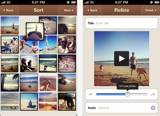 Flipagram crea videos con tus fotos de Instagram
