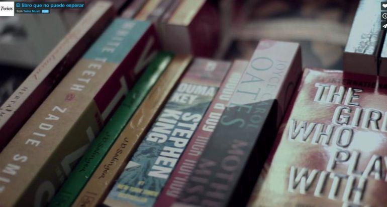 El libro que desaparece mientras lo lees