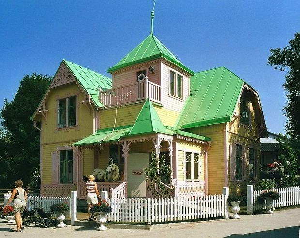 Villa Villekula, la casa de Pippi Calzaslargas