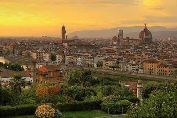 Florencia visita infinita