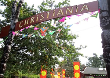 Christiania, una isla en la UE