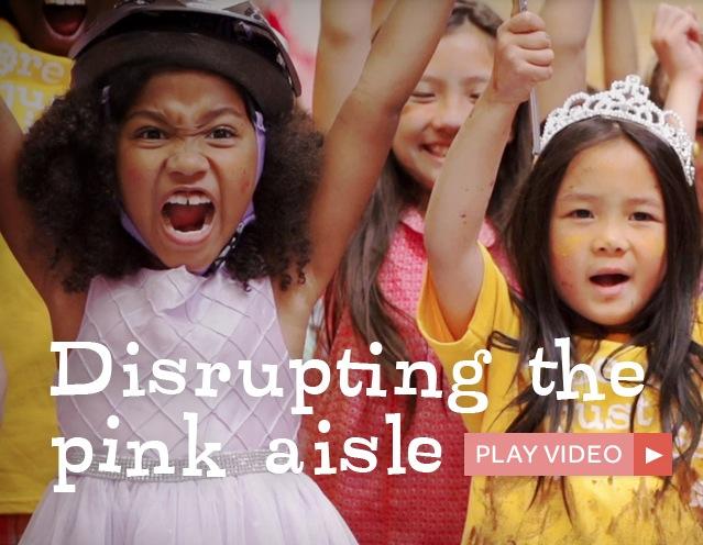 El video viral que anima a las niñas a ser ingenieras