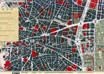 HISDI-MAD un mapa digital histórico de Madrid