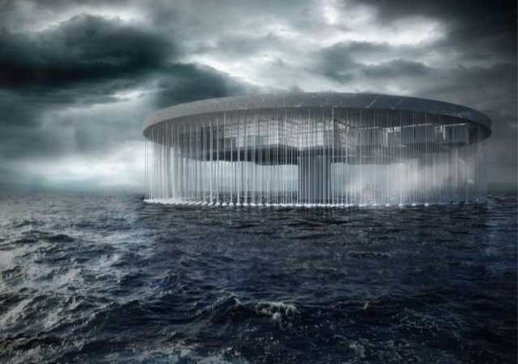 Una prisión flotante