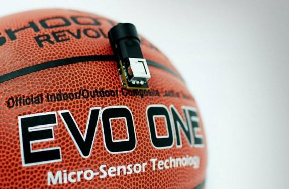 EVO One, el balón que te permitirá lanzar como los jugadores de la NBA 1