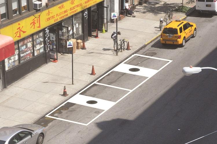 New York convertirá las tapas de alcantarilla en cargadores para vehículos eléctricos