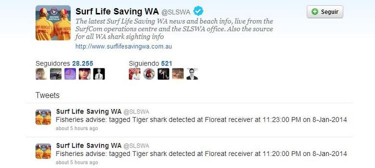 Tweets Shark