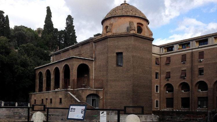 Encuentra templo más antiguo Roma