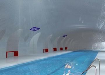 Las estaciones de metro abandonadas de París pueden convertirse en lugares de entretenimiento 1