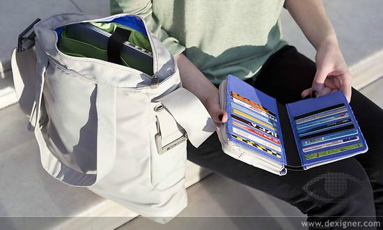 Moleskine lanza myCloud: bolsas, mochilas y carteras 1
