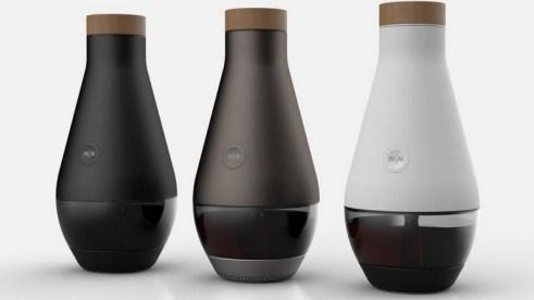 La máquina que convierte el agua en vino