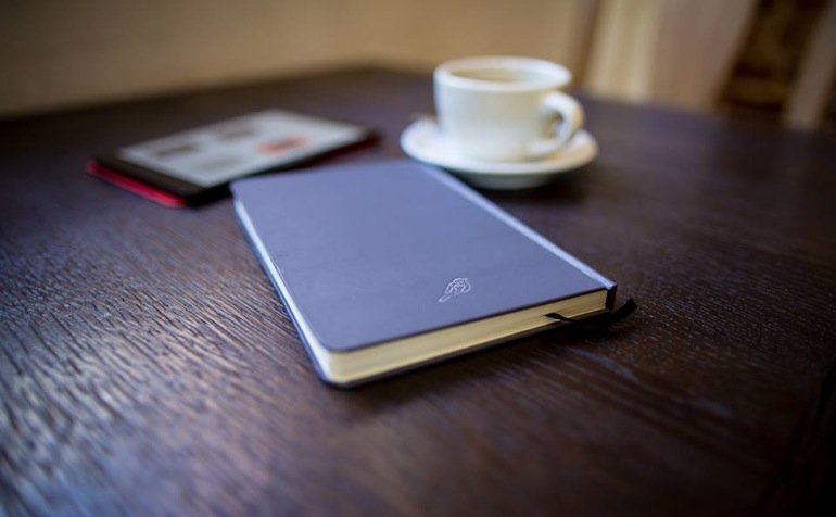 Mod, un cuaderno de notas con digitalización incorporada