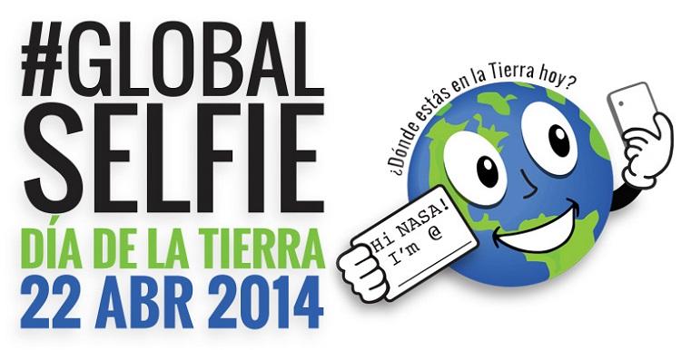 La NASA se une a la moda de los selfies para celebrar el Día de la Tierra