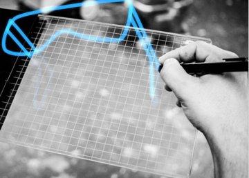Una tableta para dibujar en tres dimensiones 2