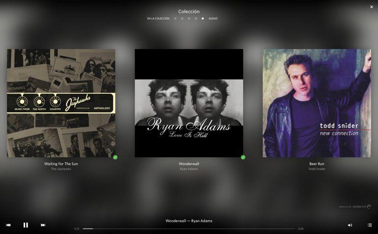 9 razones por las que Rdio es mejor que Spotify
