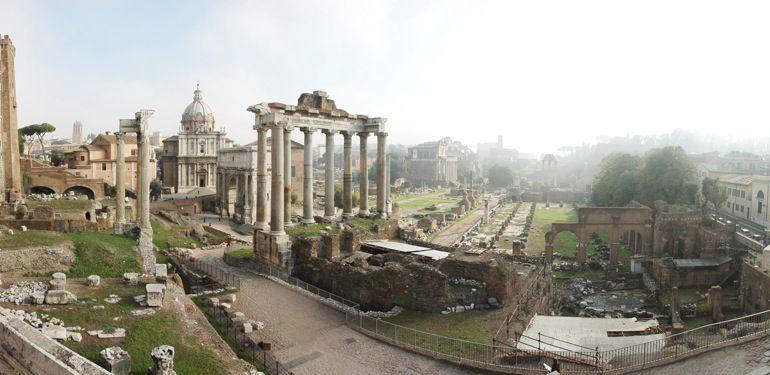Hallan evidencias de que Roma es más antigua de lo establecido