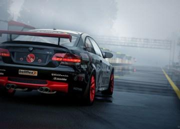 La comparación entre el videojuego Project Cars y la vida real 2