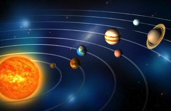 Por qué todos los planetas rotan y orbitan en la misma dirección