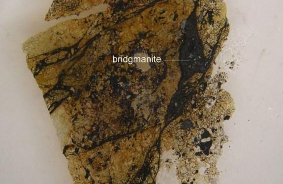 El mineral más abundante de la Tierra ya tiene nombre: bridgmanita