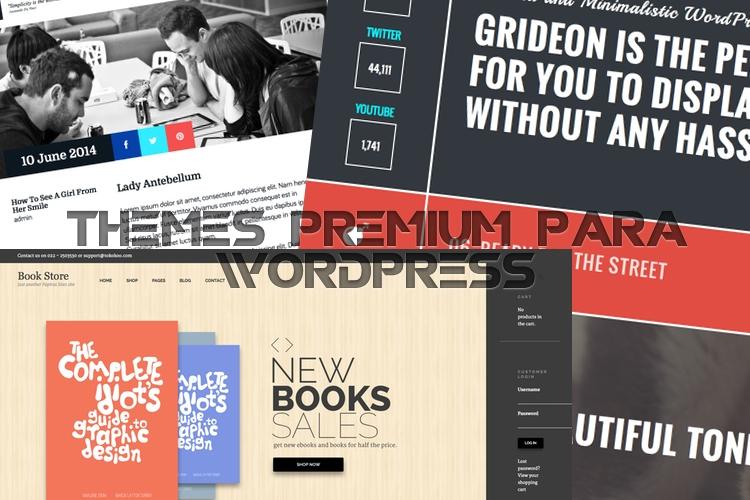 Los mejores themes premium para WordPress - Junio 2014 4