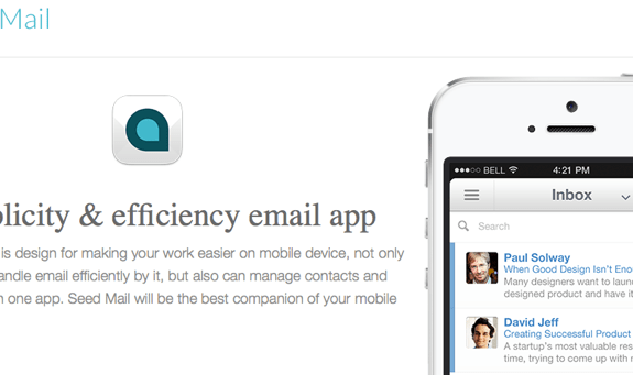 Seed Mail exporta tus emails como archivos pdf