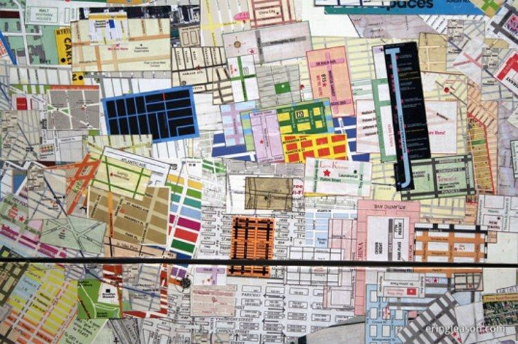 Plano de planos de Nueva York