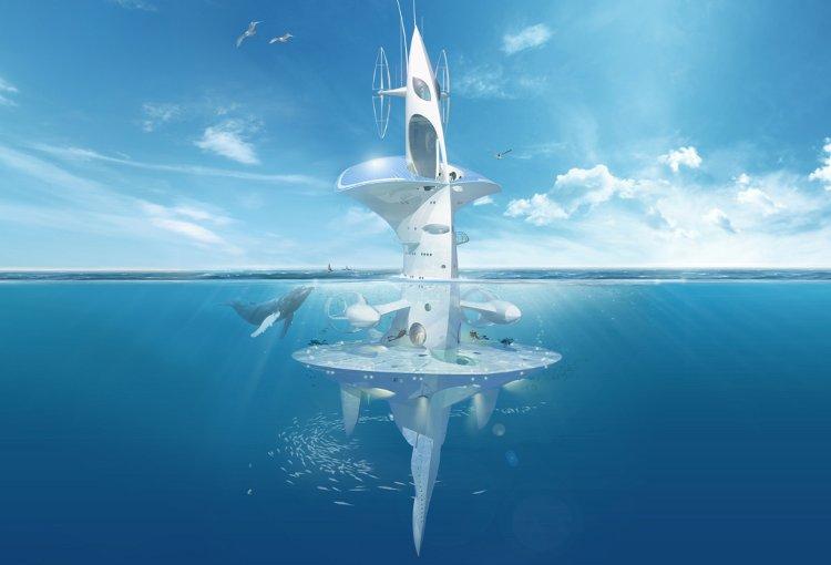 SeaOrbiter, el buque científico del futuro