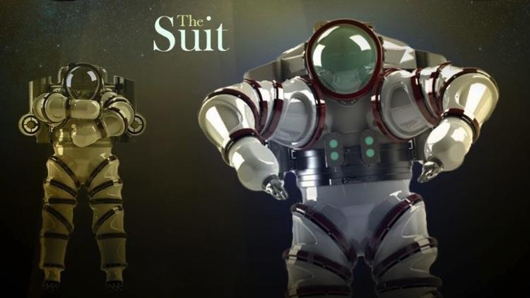 El increíble traje que se usará para explorar el pecio de Antikythera