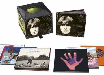 George Harrison: The Apple Years 1968-75, la caja que sus fans esperaban