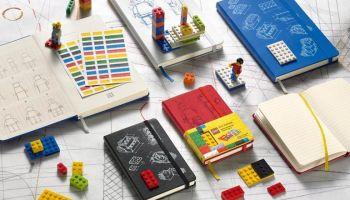 Moleskine lanza cuadernos LEGO Limited Edition 2